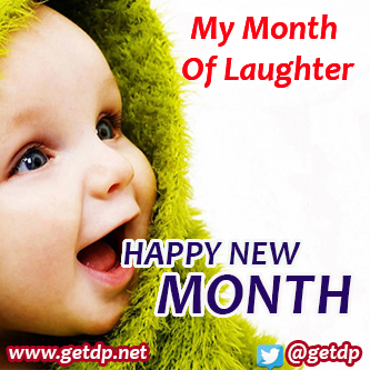 Getdp My Month Of Laughter Happy New Month