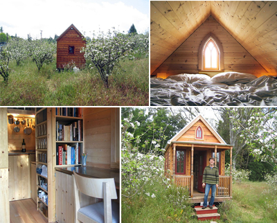 The sohars world 39 s smallest home the size of most for Biggest home bathroom in the world