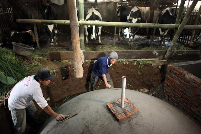Program BIRU Dukung Kemandirian Energi di Bali