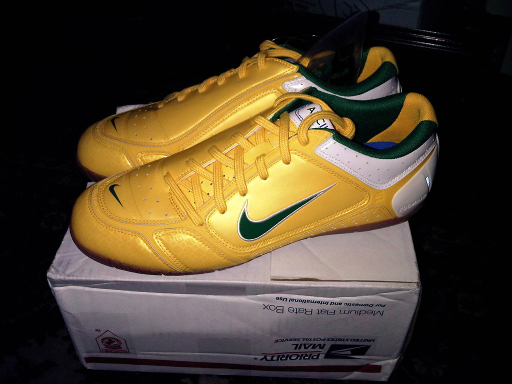 Football and Futsal Boots  REVIEW   Nike5 Air Zoom Control II FS