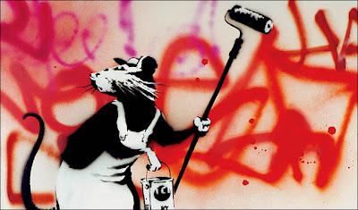 Banksy Graffiti, Banksy