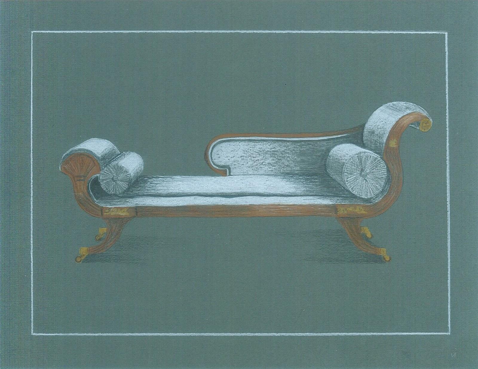 Descubriendo Julio 2015 # Muebles Neoclasicos