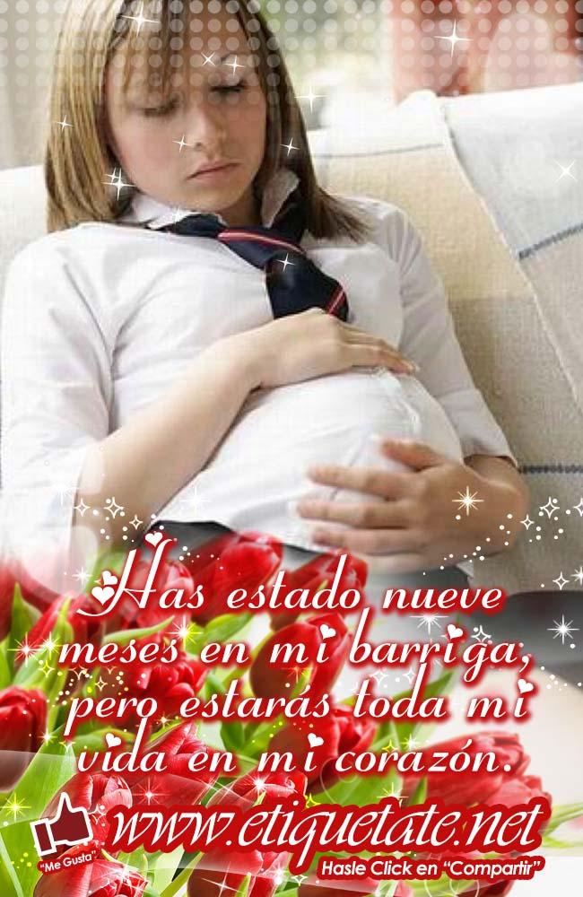 Mensajes Bonitos para Madres Embarazadas