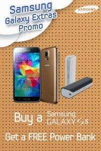 Galaxy Samsung promo