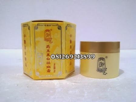 Cream Jerawat Herbal