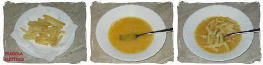Frittata di Patatine Fritte
