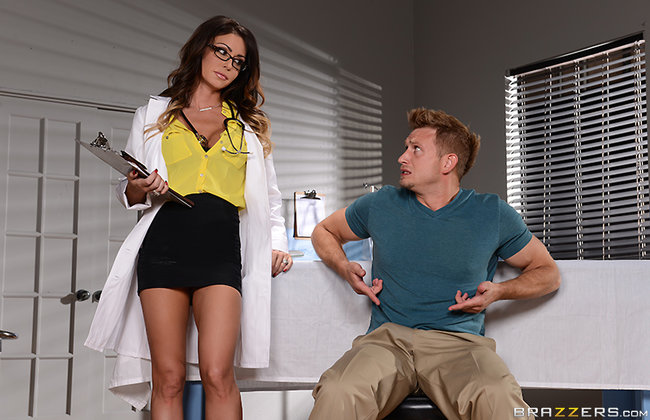 Doctor Adventures | Jessica Jaymes - Milking The Patient