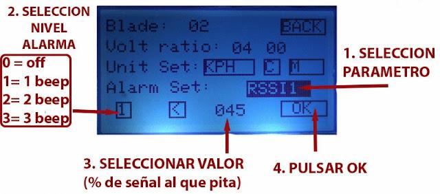 Configurar alarmas fld-02