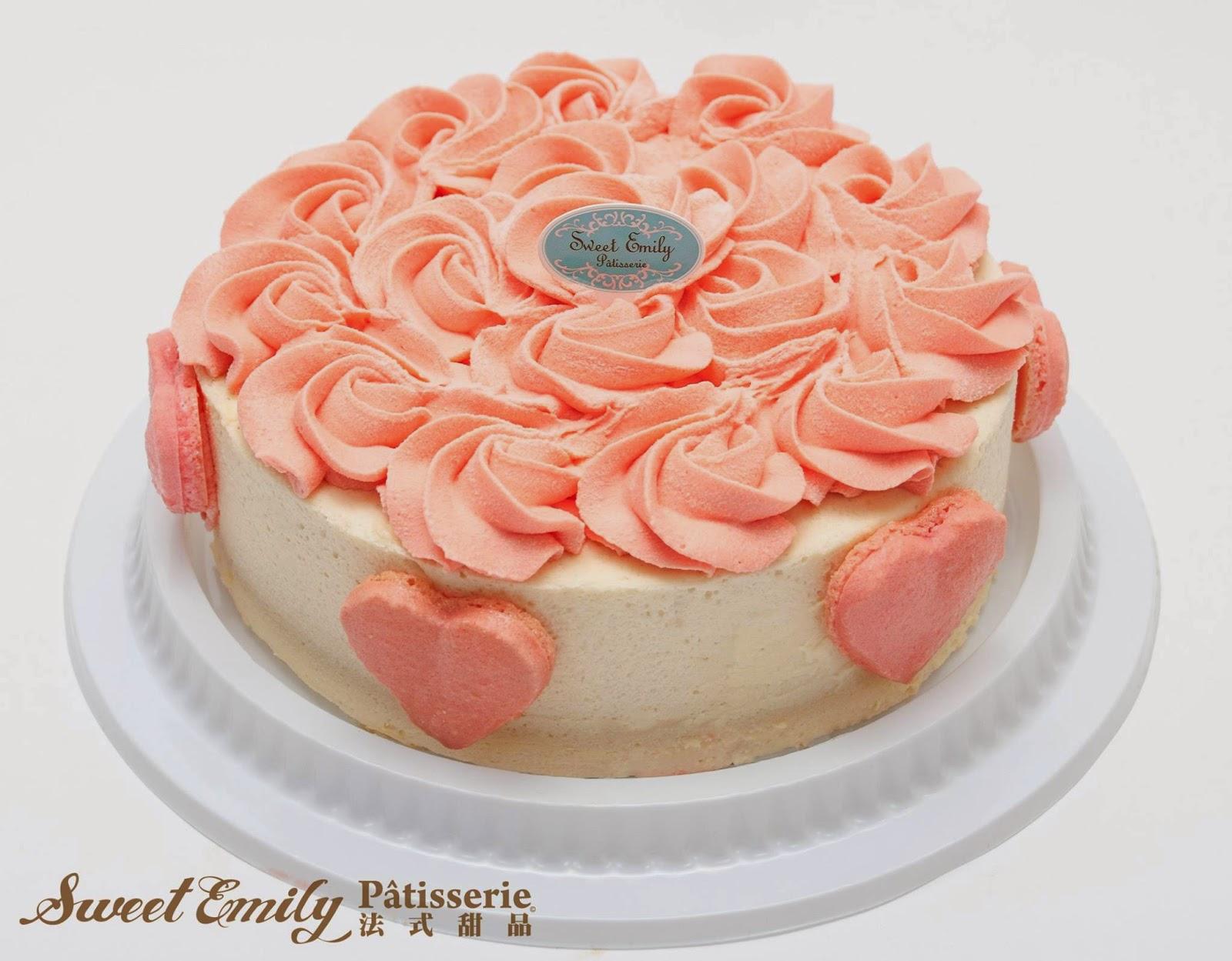 SweetEmily法式甜品 母親節蛋糕 馬卡龍 訂購 預購 評價 哪裡買 優惠