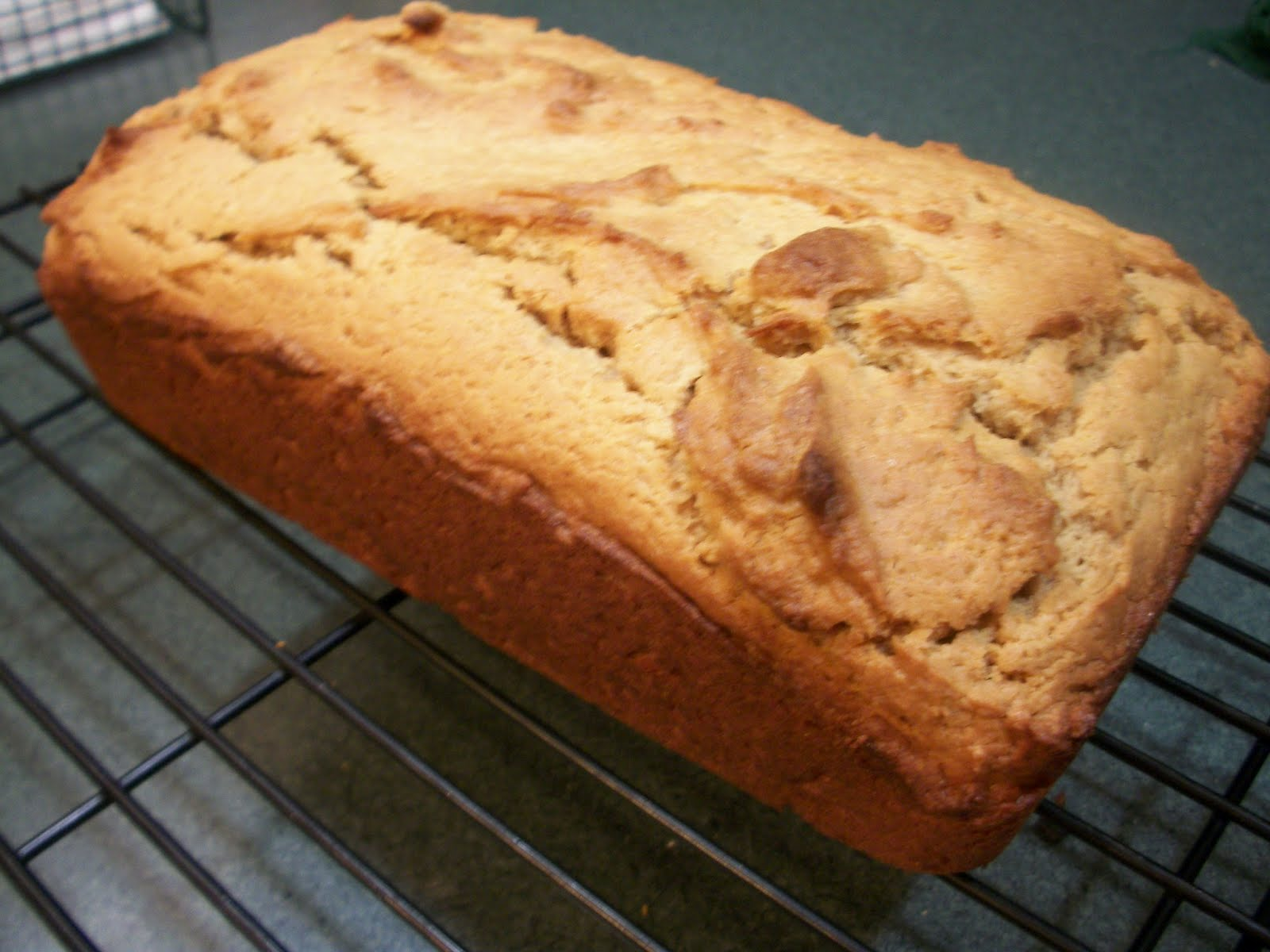 Cook with Sara: Peanut Butter Bread