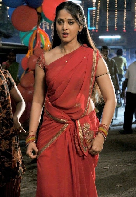 indian actress anushka shetty south indian actress red