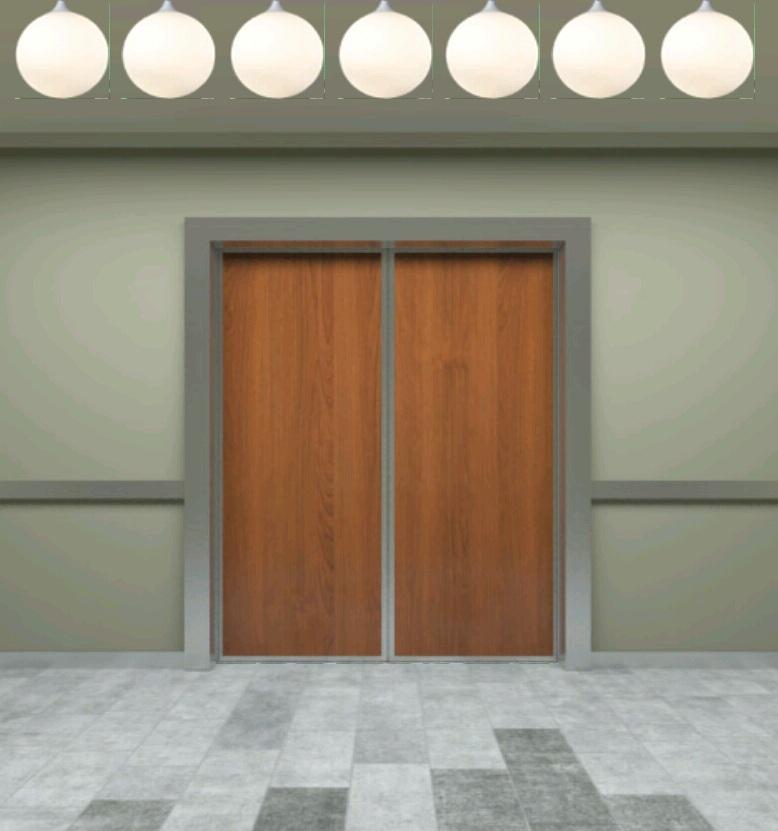 Solved 100 doors 2013 walkthrough levels 81 to 90 for 100 doors door 6