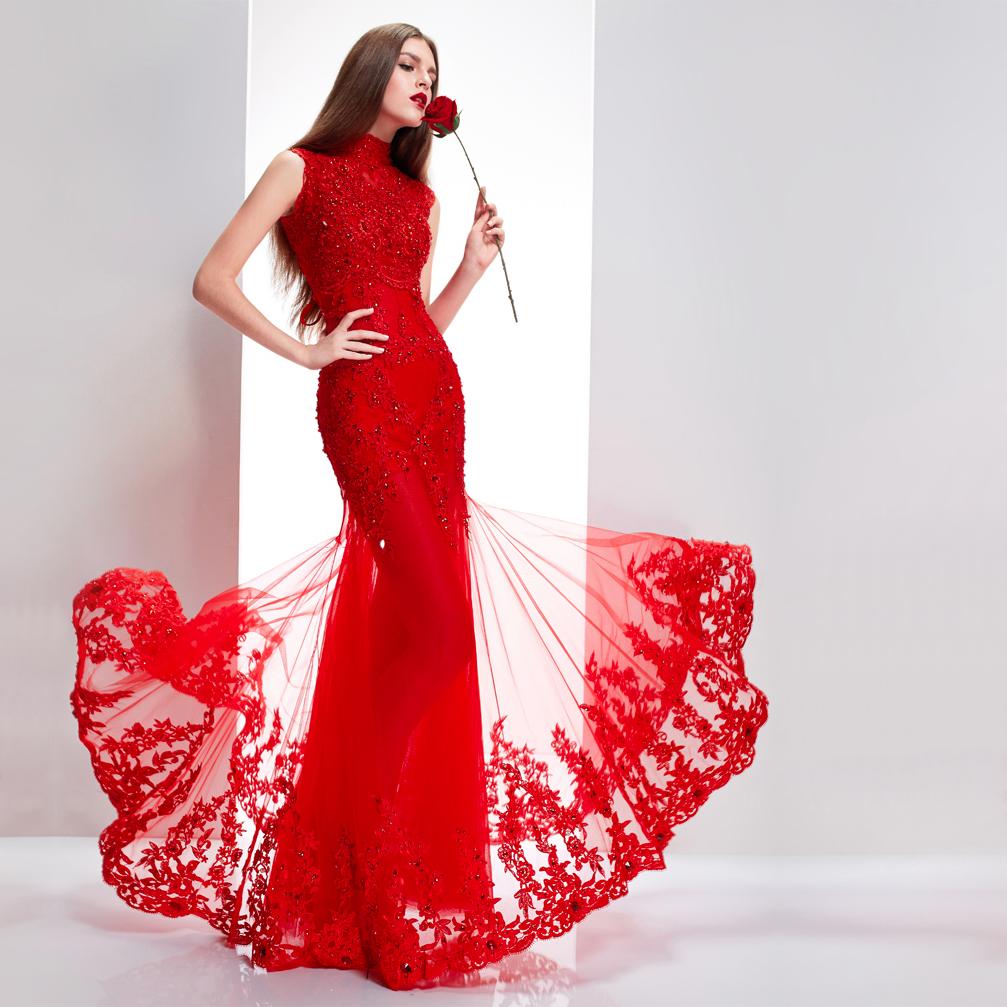 Wedding Dresses Red Women 39 S Fashion