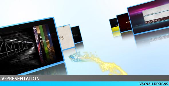VideoHive V-Presentation HD