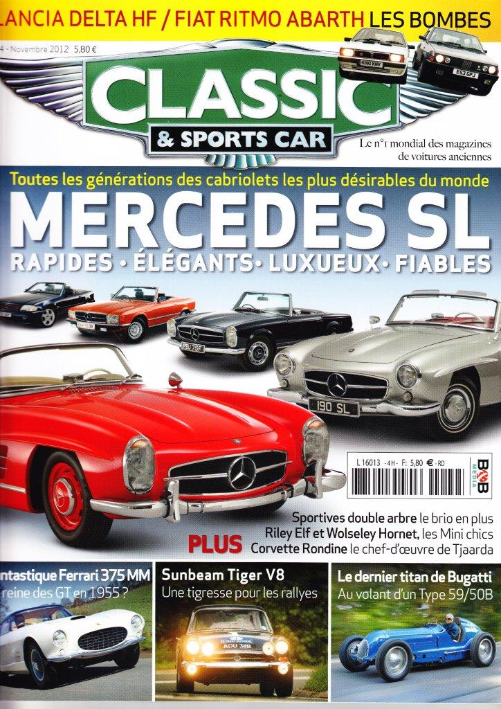 scalfaro watches for enthusiasts blog scalfaro featured in french classic sports car magazine. Black Bedroom Furniture Sets. Home Design Ideas