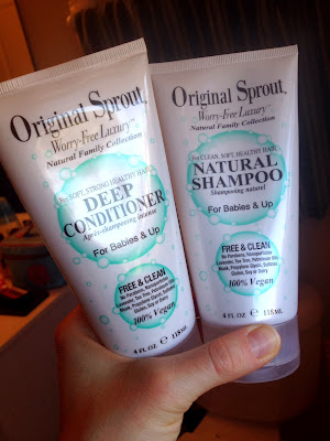 Original sprout shampoo ingredients
