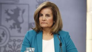 Fátima Báñez y los eres andaluces