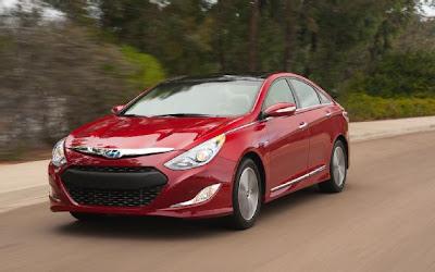 2012 Hyundai Sonata Hybrid Review Price