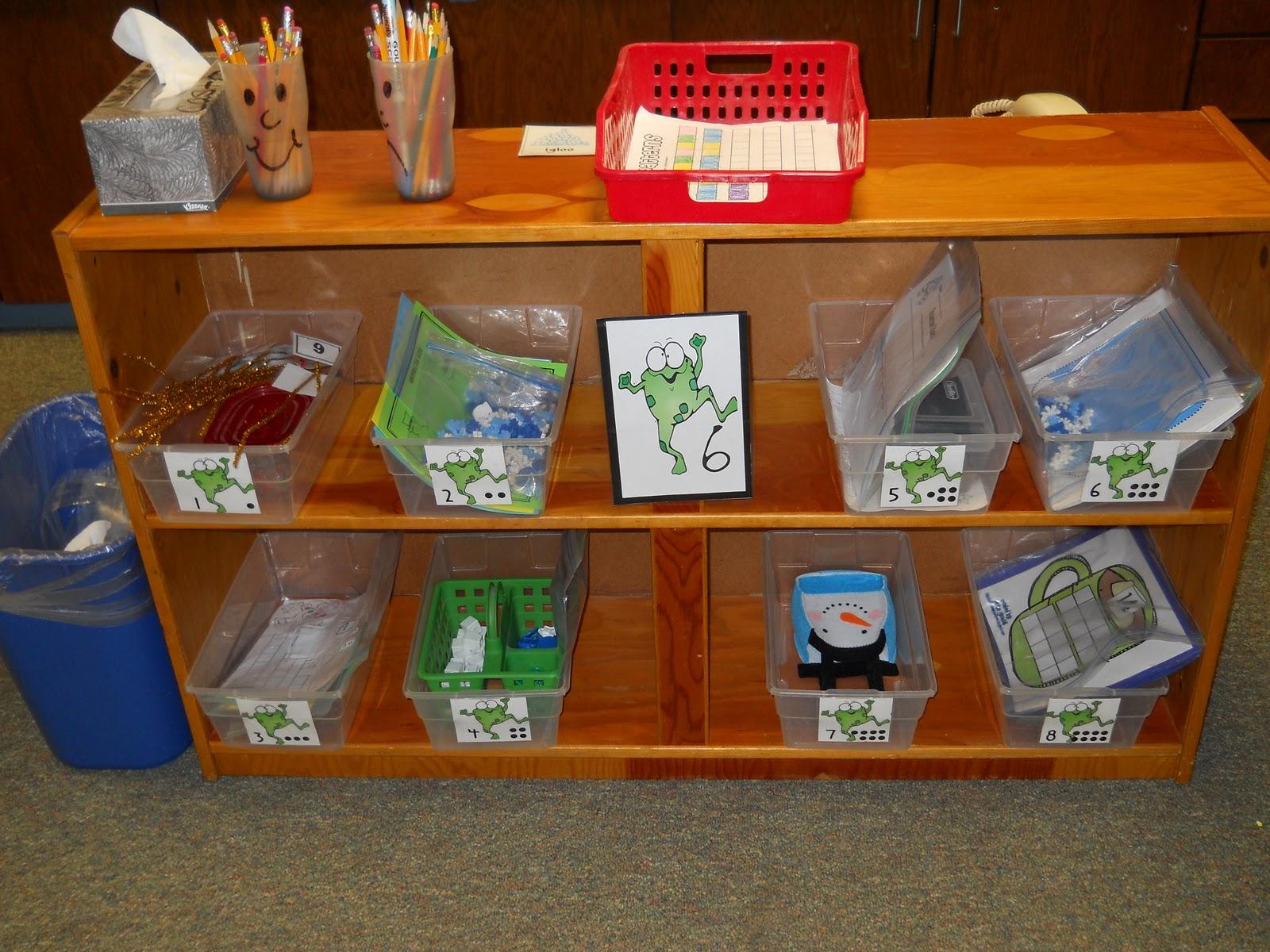 Krazy in Kindergarten: Winter Math Centers