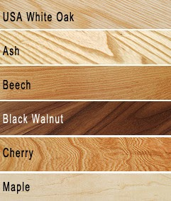 Types of Hardwood Flooring Based from the Species