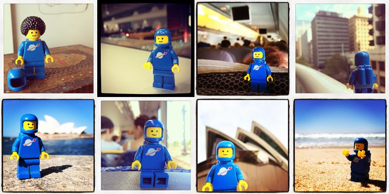 spaceman syd's travel diary... the last shot is my favourite