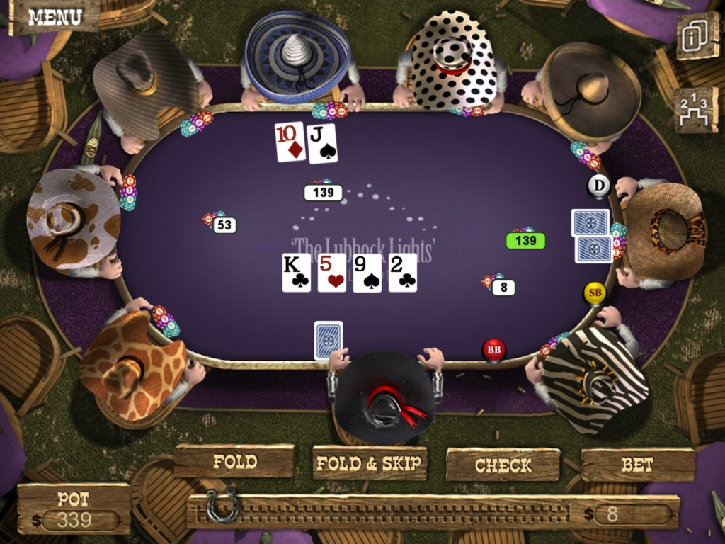 Governor of poker 2 download free full version android