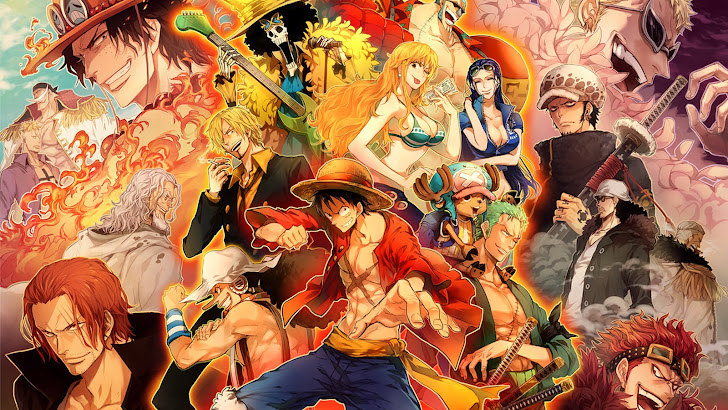 One Piece Anime 01