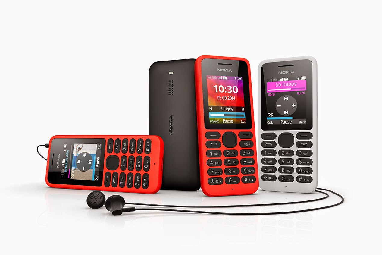 Harga dan Spesifikasi Nokia 130 - www.unikplus.com