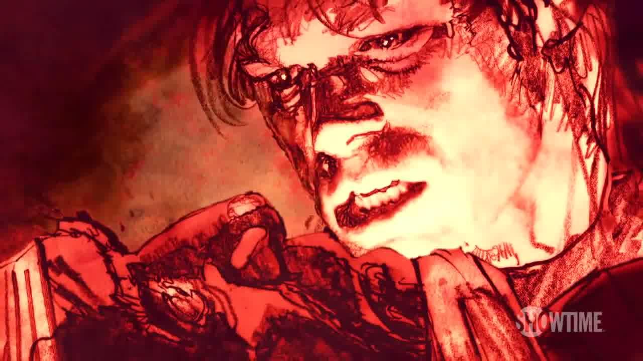 Dexter Early Cuts Echo Oscuro - Ilustraciones Sienkiewicz+1