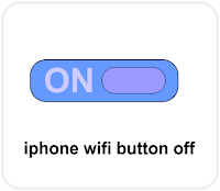 iphone button wifi button