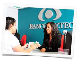Pedir un préstamo en Banco Azteca