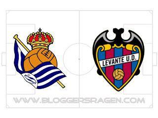 Prediksi Pertandingan Real Sociedad vs Levante UD