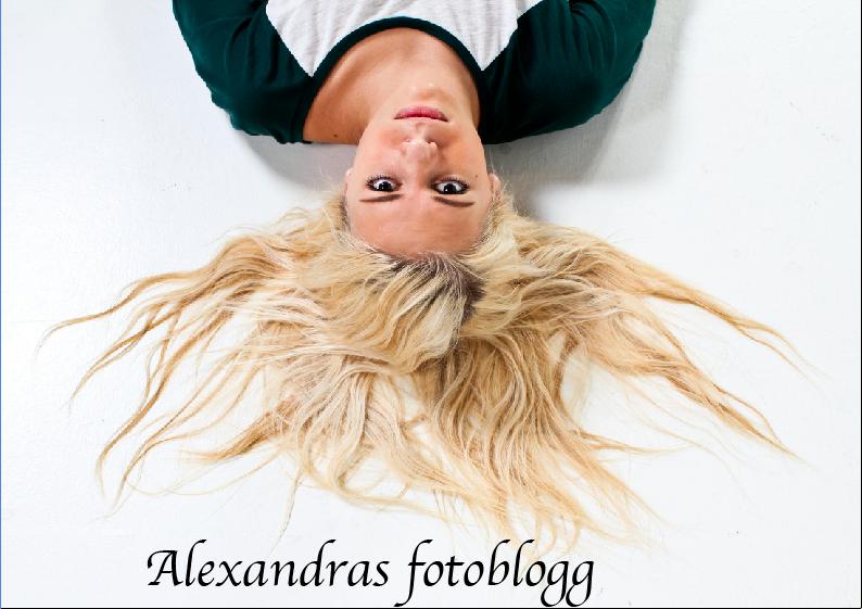 Alexandras fotoblogg