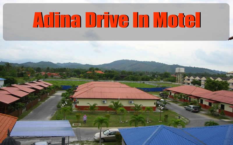 Adina Drive In Motel Family Room
