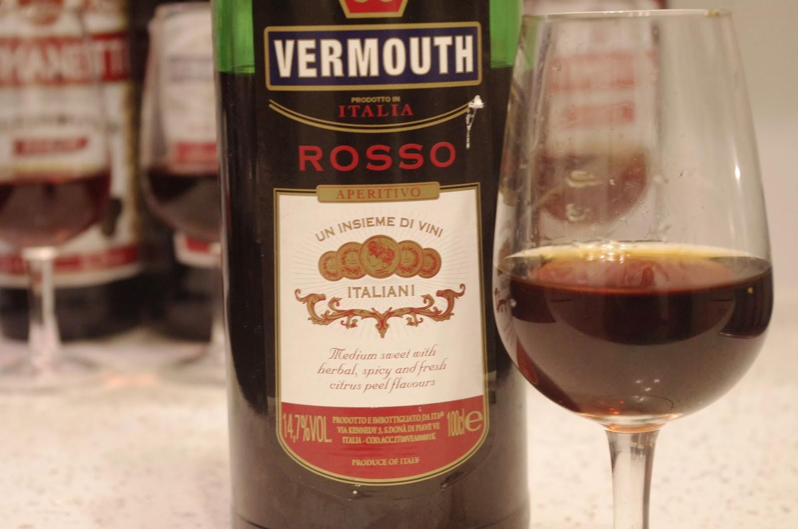 White apron asda - Asda Rosso Vermouth 1l 550