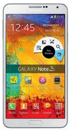 Samsung Galaxy Note 3 Android