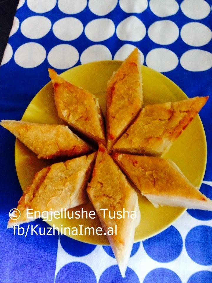 KuzhinaIme.al: Revani me mjell orizi (Receta nga Engjellushe Tusha)