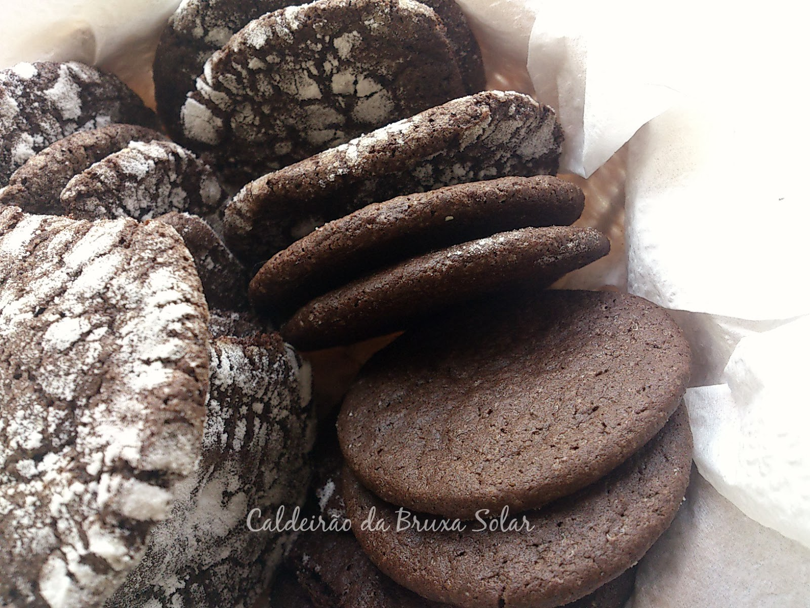 "Cookies ""Chocomousse"""
