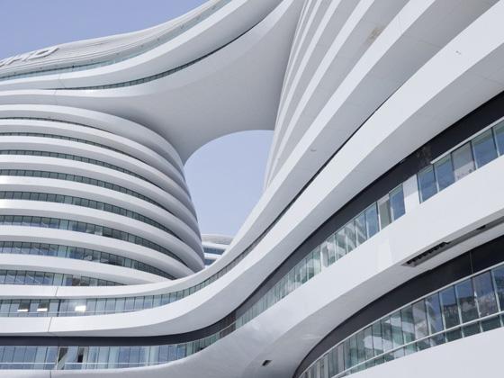 Galaxy Soho - Zaha Hadid Architects