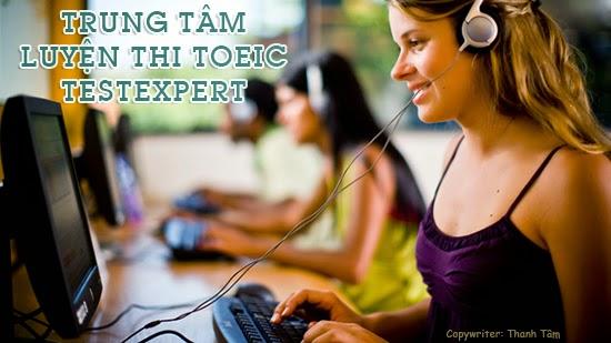 trung tam luyen thi toeic testexpert vietnam