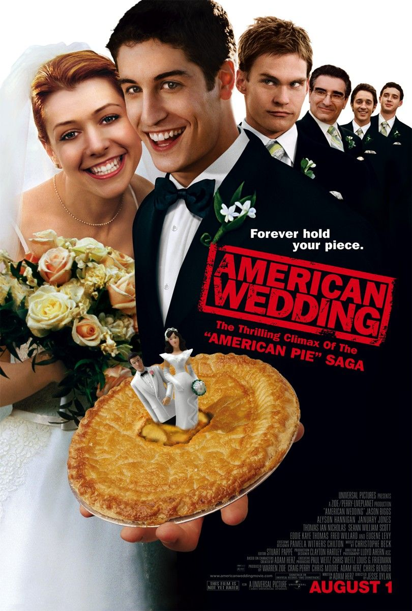 American%2BWedding%2Bposter - American Wedding