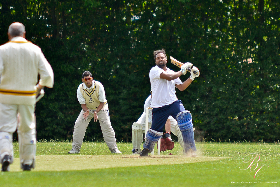 McVities Cricket Match - McMillan Cancer support