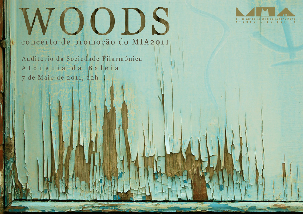 New Zpoluras Archives release: Woods &#8211; Live