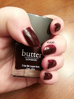 butter LONDON for goop Trifecta of Bespoke Lacquers limited edition