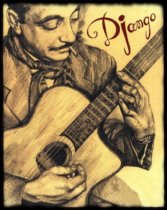 Django Reinhardt - Legacy 1990 ... 52 minutos