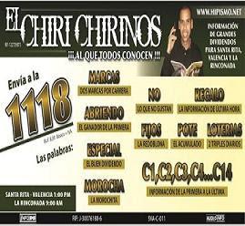 EL CHIRI Y SUS AMIGOS