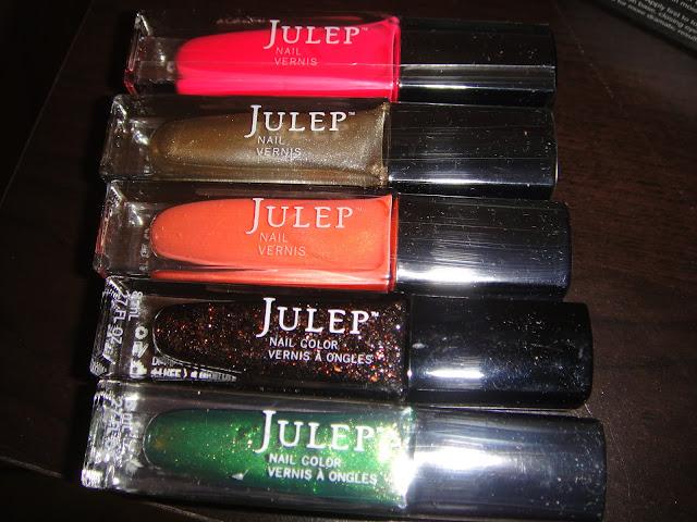 julep mystery box, new year's mystery box, new year julep, julep