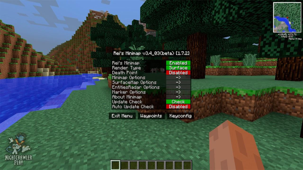 скачать zan s minimap для minecraft 1.7.10 #11