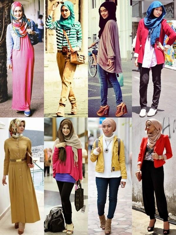 5 Trik Tepat Memakai Hijab dengan Make Up Praktis