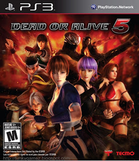 Dead or Alive 5-PS3